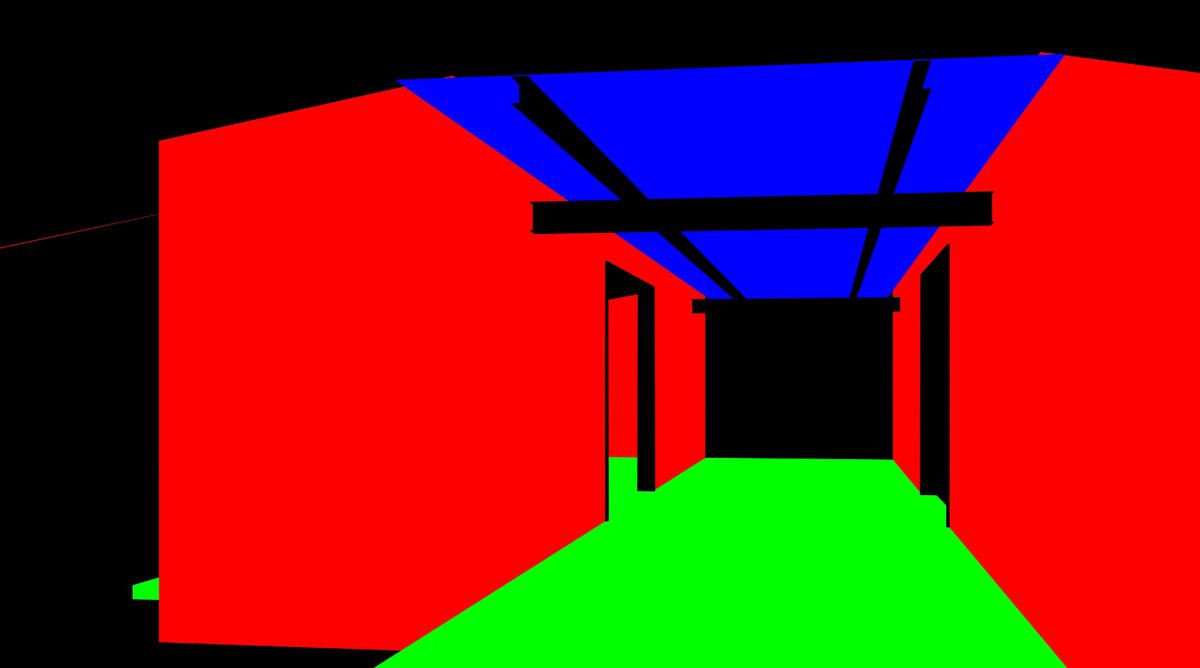 Render Exterior Casa Campo Lovell ID -moegdl