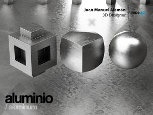aluminio / aluminium