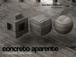 concreto aparente / exposed concrete