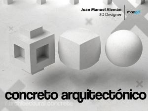 concreto arquitectónico / architectural concrete