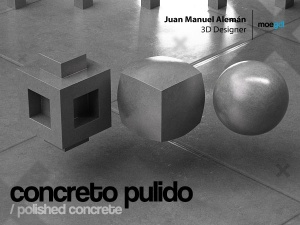 concreto pulido / polished concrete