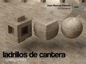 ladrillos de cantera / quarry bricks