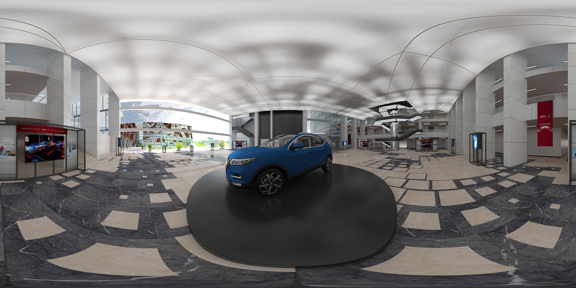 Render Panorama 360